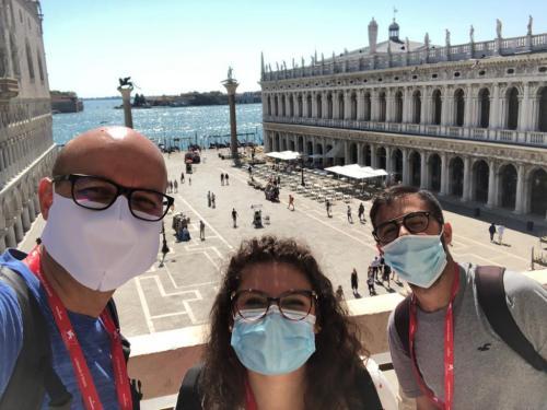 CGS non solo Mostra: visita al museo e alle terrazze di San Marco