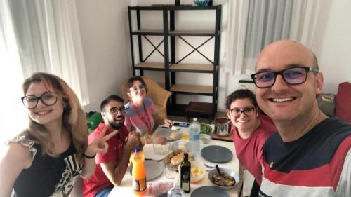 Pranzo dell'ultimo giorno a Venezia (per quest'anno)