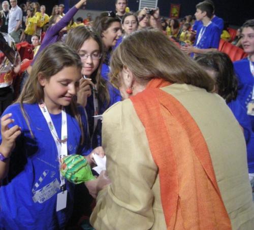 Gff2010 incontro con Piera Degli Esposti