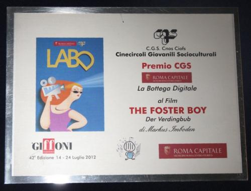 Gff2012 Premio Bottega digitale