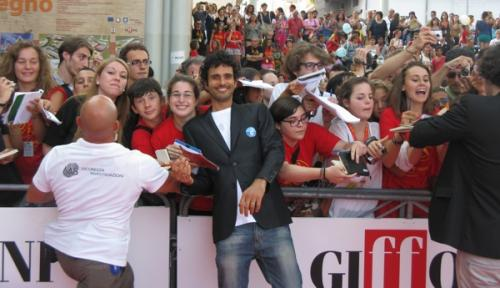 gff2012 con Marco Bianchi (e Willwoosh)