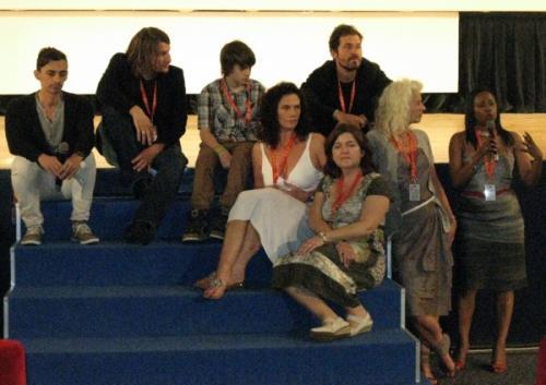 gff2012 il Cast di Milo