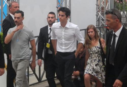 gff14 Dylan O Brien (Teen Wolf)