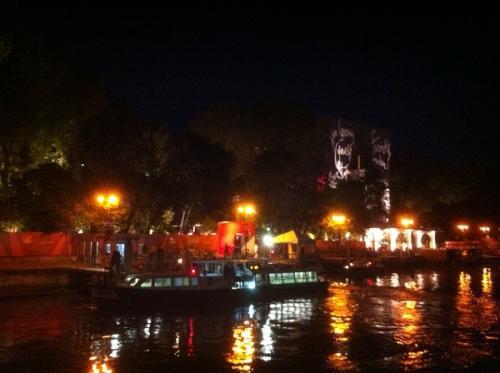 V11 Lido di notte