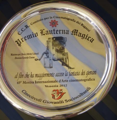 v12 lanterna Magica CGS
