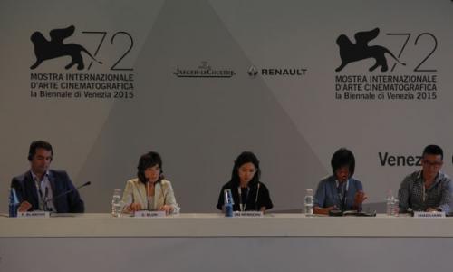 V15 conferenze stampa