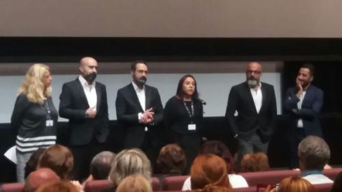 """Cast del film iraniano """"no date no signature"""""""