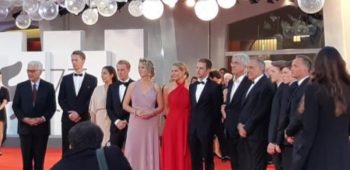 V18 cast 22 july
