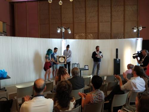 V18 presentazione premio