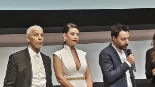 Attore, attrice e regista del film Bik Eneich - Un film del tunisino Mehdi M. Barsaoui